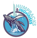 Humpbacks and High-rises logo