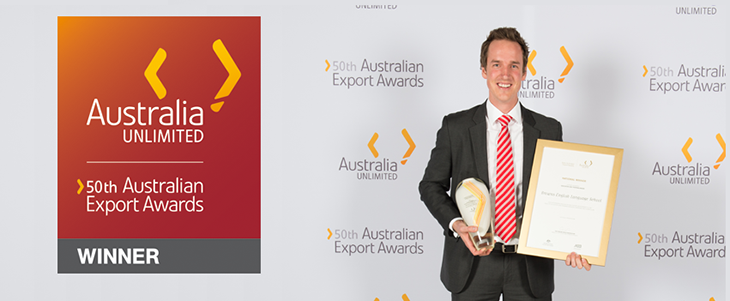 Australian Export Awards 2012