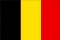 Flag from Belgium