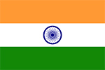Flag from India