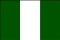 Flag from Nigeria