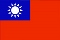 Flag from Taiwan