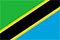 Flag from Tanzania