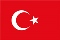 Flag from Turkey