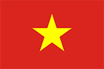 Flag from Vietnam